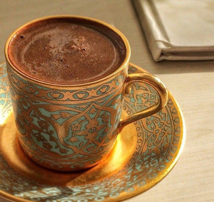 Turkish coffee. http://www.turkishstylegroundcoffee.com/turkish-coffee-recipe/ #turkishcoffee #turkishcoffeerecipe