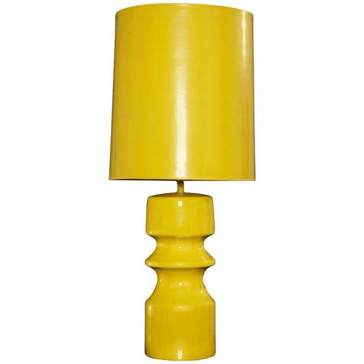 Best 25+ Yellow lamps ideas on Pinterest | Yellow lamp ...