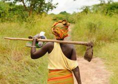 La revolución agrícola será verde y feminista
