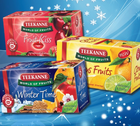 Herbal Teas - Teekanne - my favorite
