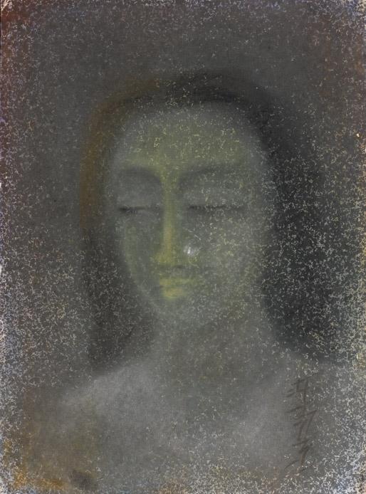 Abanindranath Tagore (1871-1951)Nath Lady