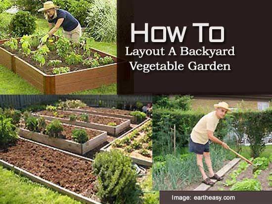 Herb Garden Outdoor Raised Beds Backyard Landscaping