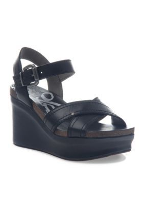 Otbt Women's Bee Cave Sandal - Black ...
