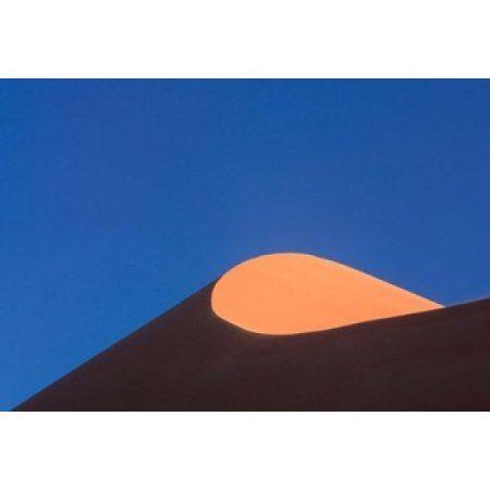 Sossosvlei Dune Ridge Namib-Naukluff Park Namibia Canvas Art - Art Wolfe DanitaDelimont (35 x 24)