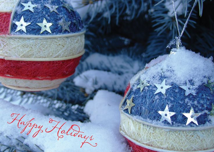25 best images about Patriotic Holiday Cards on Pinterest The