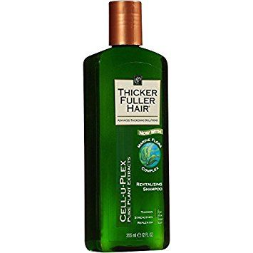 Thicker Fuller Hair Revitalizing Shampoo, 12 Fluid Ounce — 6 per case. Review