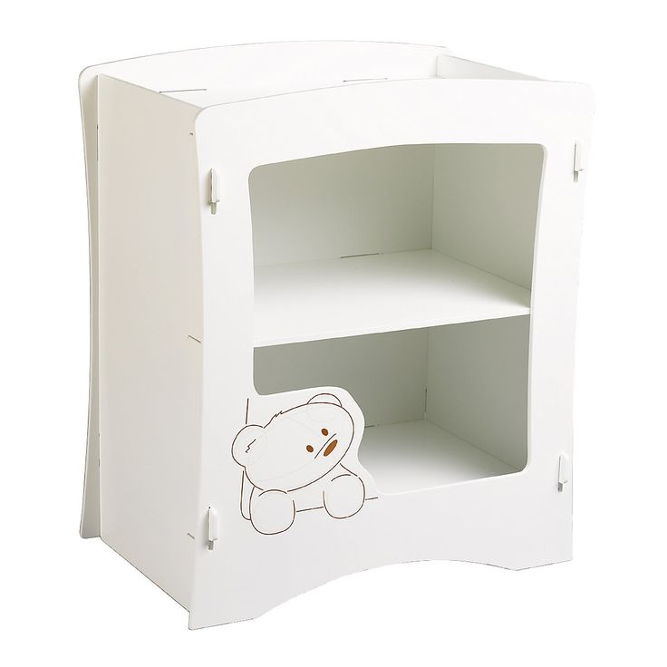 Meadow Changing Unit- Pebble Grey - dressers & changing units - Mothercare