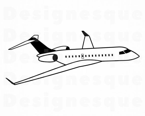 Private Jet Svg Airplane Business Private Jet Clipart Etsy Clip Art Private Jet Svg
