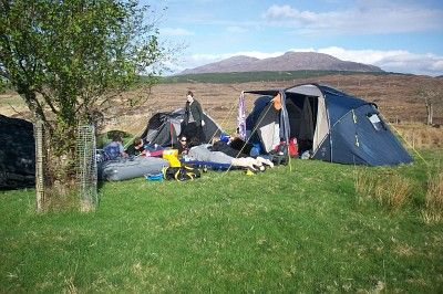 Camping Sites That Allow Dogs Uk