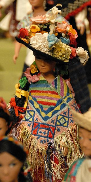 Doll From Michoacan Mexico | Flickr - Photo Sharing!