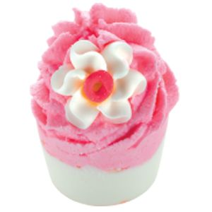 I beg your pardon, I never promised you a Rose Garden! How about a beautifully scented and delicate Bath Mallow resplendant with pure Cocoa and Shea butters and pure Rose and Chamomile essential oils.   A modern interpretation of a classic rose fragrance with a delightfully floral heart.