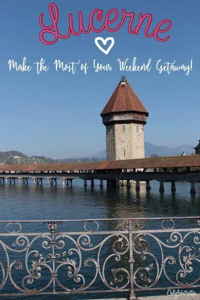 Lucerne, Switzerland - California Globetrotter (2)