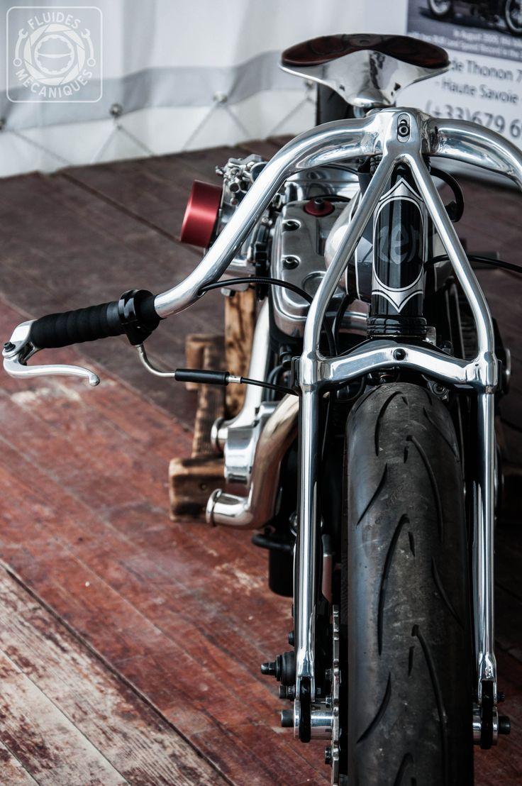 Car amp bike fanatics suzuki m50 bobber bike - Fluidesmecaniques 15 06 21