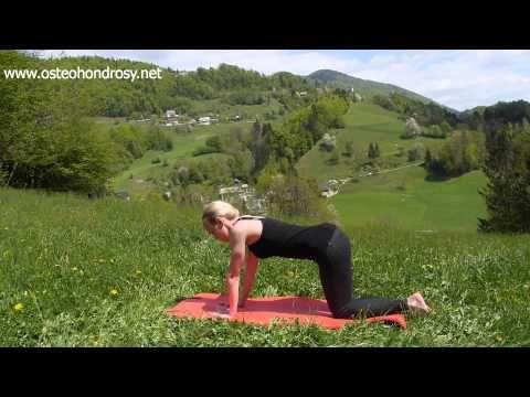 7 эффективных упражнений лечебной физкультуры для устранения грудного ос...