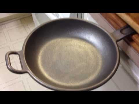 Stripping and Seasoning a Lodge Pre-Seasoned Cast Iron Skillet:  THE BEST TECHNIQUE EVER!!!!