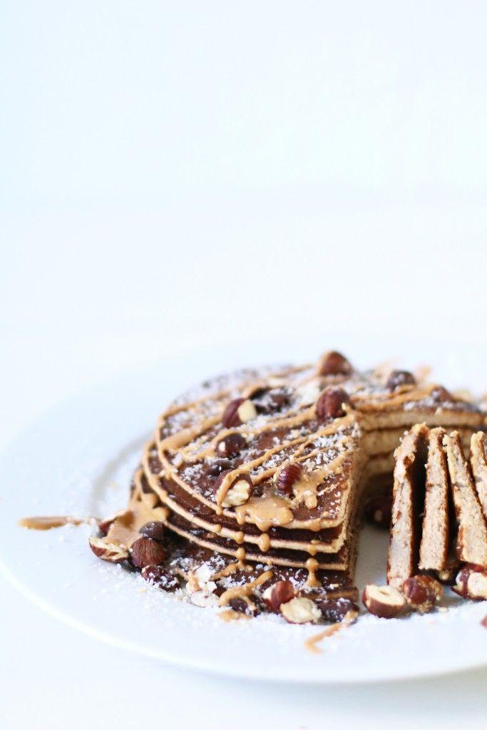 Luchtige yoghurt pannenkoeken, Glutenvrije pannenkoeken, Glutenfree pancakes, Fluffy pancakes, Pannenkoeken van havermout, Oats pancakes