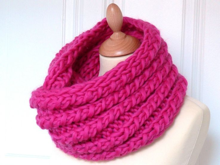 Bollywool: le maxi snood - Free pattern