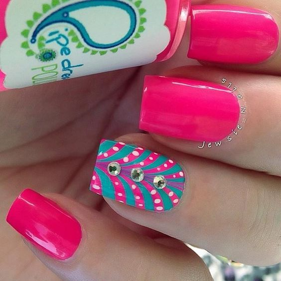If you love following the latest fashion and beauty trends, then you should keep on reading because today we are bringing to you the 40+ Best Nail Art Designs You Should Follow This Year.