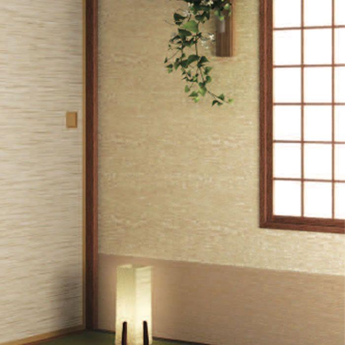 [壁紙クロス][壁紙のりなし][壁紙和風和柄和和室][壁紙木目木目調][壁紙白黒]壁紙クロスのりリフォームインテリア激安補修貼り方花ルノンフレッシュ1000