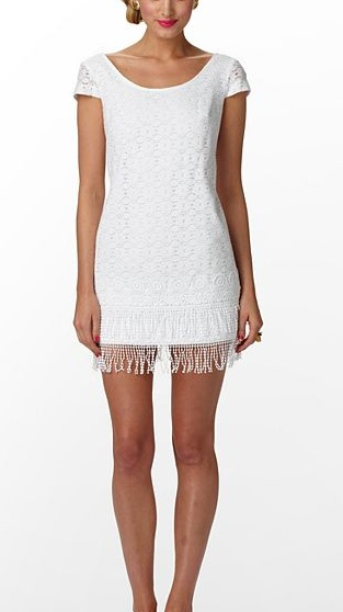 Rehearsal dinner dress...also doubles as a cute dress for honeymoon