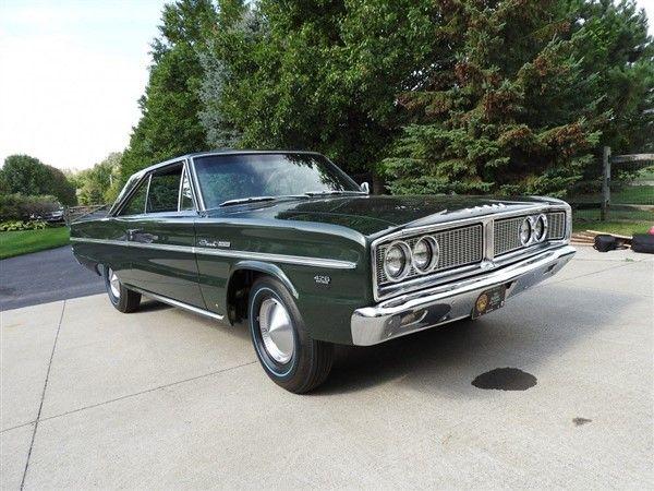 1966 Dodge Hemi Coronet ex- Tom Hoover!