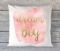 Custom Printed Pillow Cover << • Printed on Kona Cotton in White • Envelope Closure is standard - zipper closure is an additional $4  • Pillow