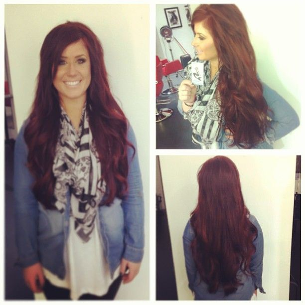 Chelsea Houska Hair Color 2013 | chelsea-houska-teen-mom-twitter