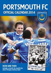 Portsmouth FC 2104 Calendar