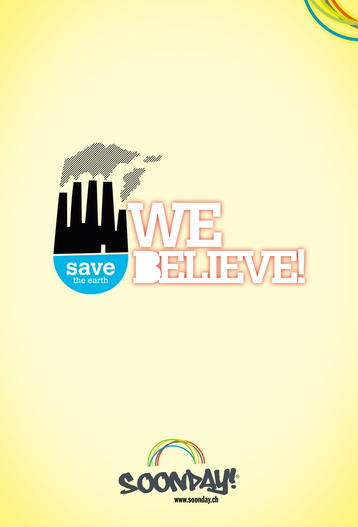Save the Earth :: www.SoonDay.ch