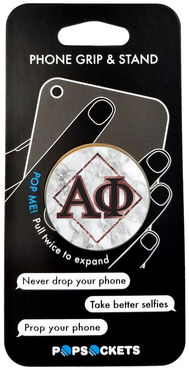 Alpha Phi Sorority Popsocket - Brothers and Sisters' Greek Store