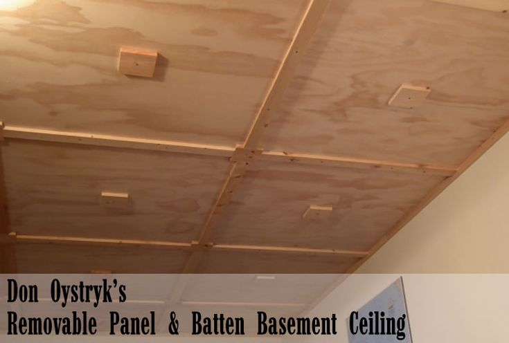 25 Best Ideas About Unfinished Basement Ceiling On