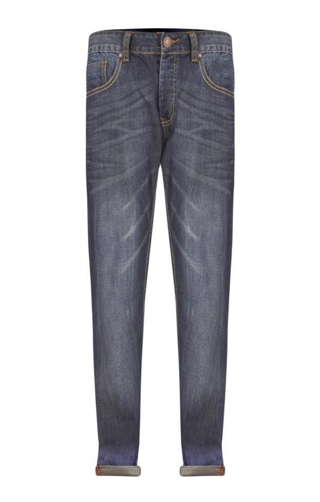 Ανδρικό παντελόνι denim basic PANT-4963 | Παντελόνια τζίν > Jeans