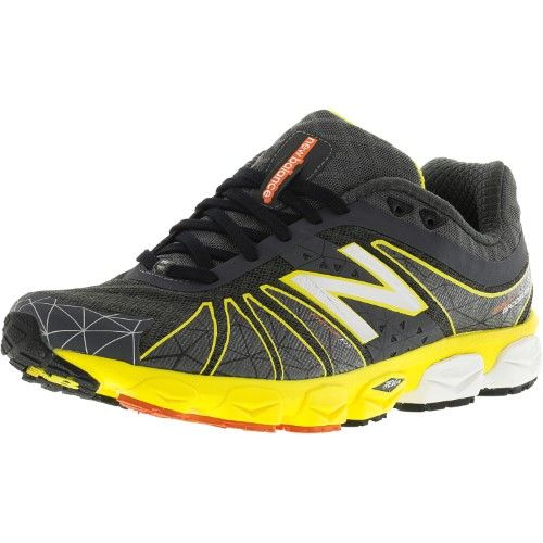 2e High Shoe 7wSize7 Men's Ankle M890 Running Balance New Gy4 2IEHD9