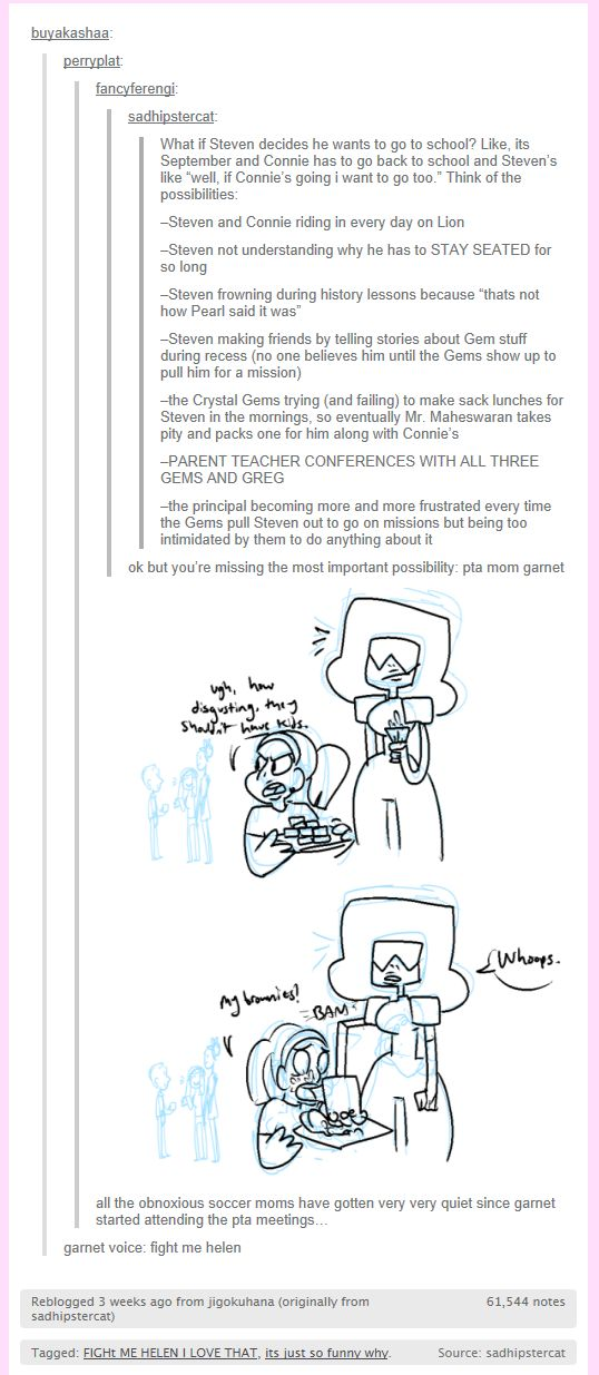 Steven Universe: The School Years