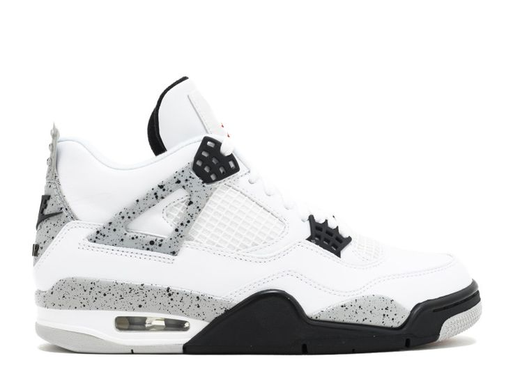 Nike Air Jordan 4 Retro Ciment Blanc 2016 Muscle faire du shopping uujvdvBN