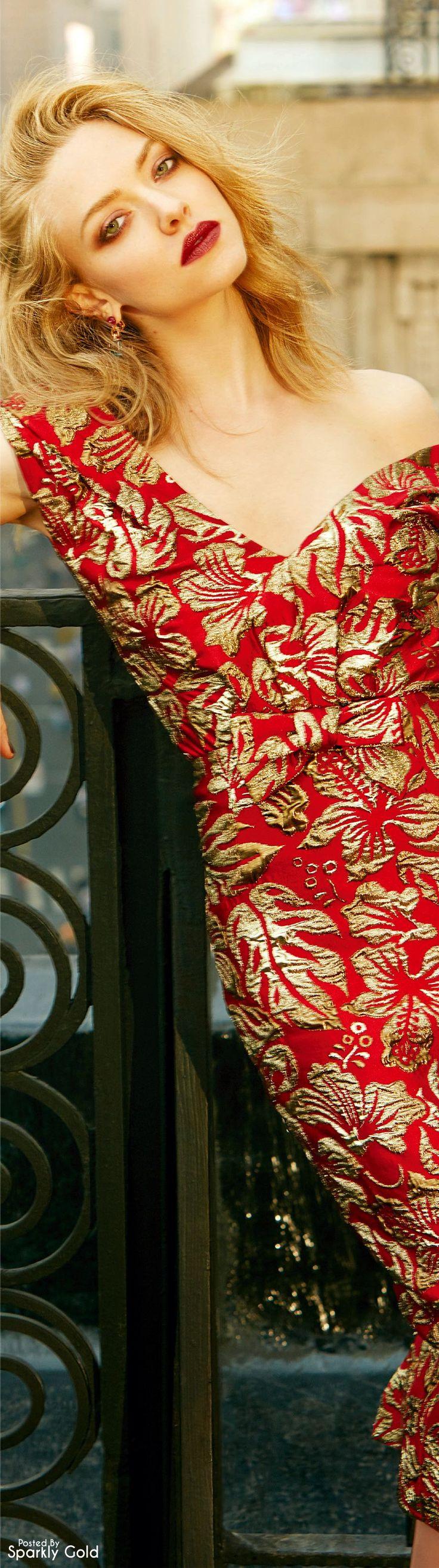 Amanda Seyfried, Elle China Sep 16