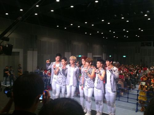 A-JAX concludes first handshake event in Japan with 500 fans