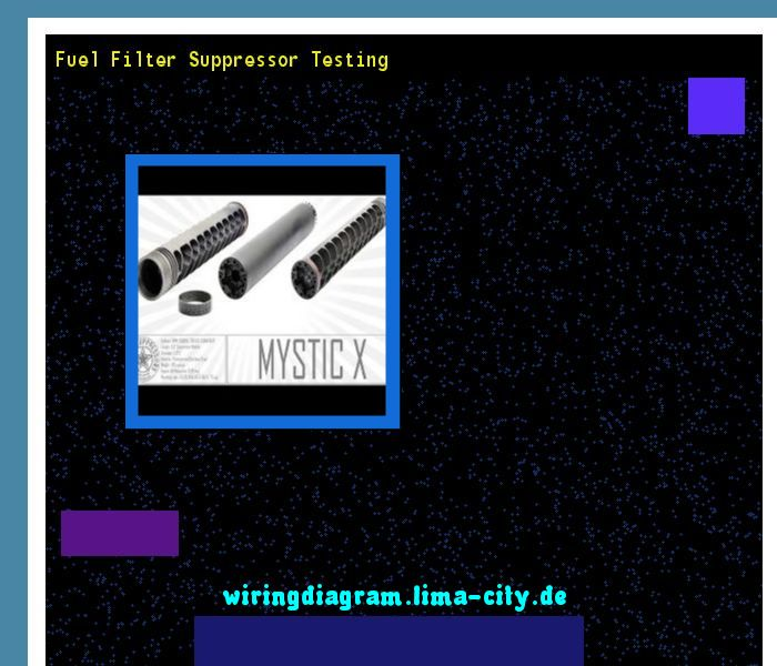 Fuel Filter Suppressor Testing Wiring Diagram 1813 Amazing Rhpinterest: Fuel Filter Suppressor Testing At Gmaili.net