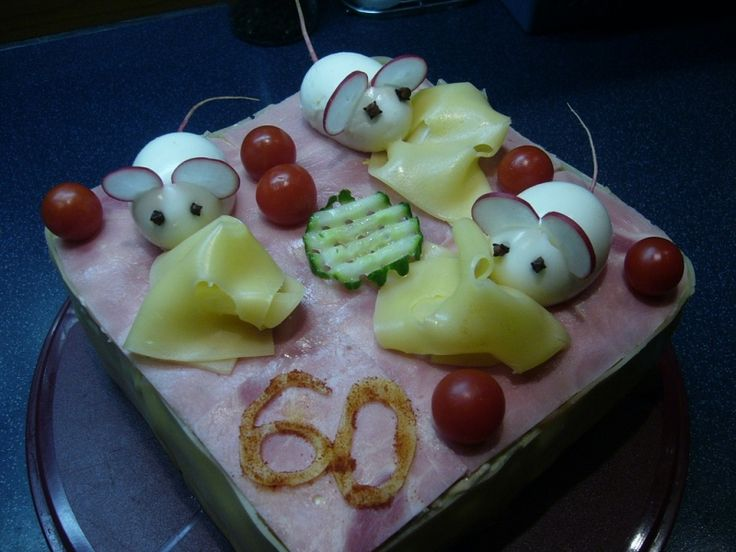 Výsledek obrázku pro slaný dort z toustového chleba