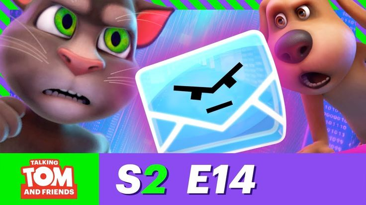 Talking Tom and Friends 2017 new English Email Fail for babies full movie Season 2 Episode 14 on youtube