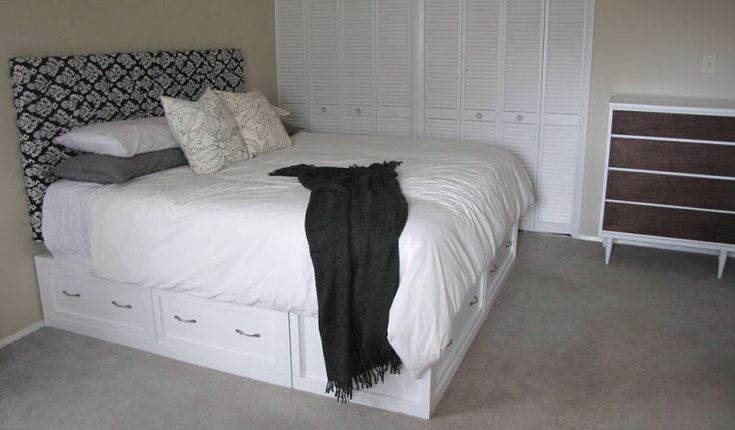 99 Best Bedroom Diy Storage Bed Amp Headboard Images On
