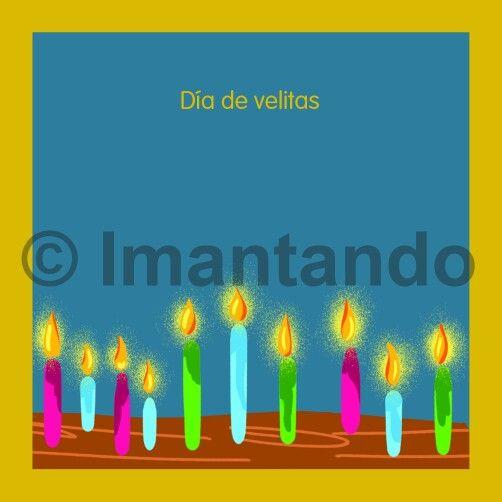 Les deseamos a todos un feliz día de las velitas! Esta es una celebración tradicional en Colombia que empieza en la noche del 7 de diciembre con el encendido de velas y faroles para celebrar la inmaculada concepción y como inicio a las festividades navideñas. Según la región del país, puede durar hasta la noche del 8 de diciembre.  Los invitamos a celebrar esta linda tradición en #familia y prestando especial cuidado a los #niños. #DiaDeLasVelitas