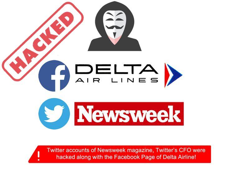 Social Media Accounts Hacked