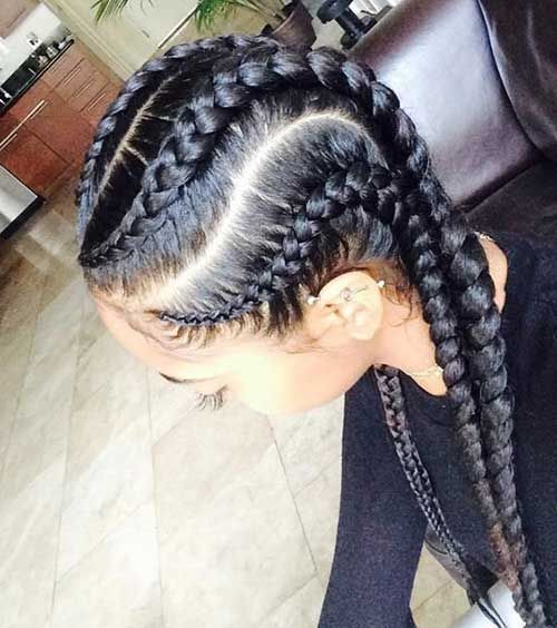 30+ Cornrow Hairstyles