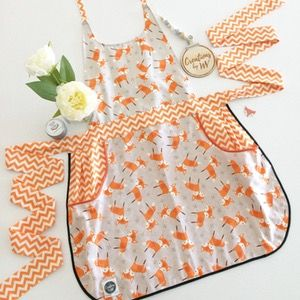 Creations by WV — Adult Peg Aprons