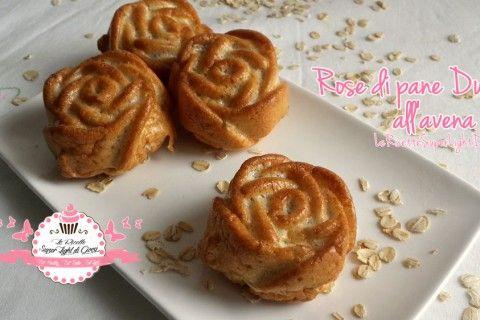Rose di pane Dukan all'avena – per fase d'attacco (28 calorie l'uno)
