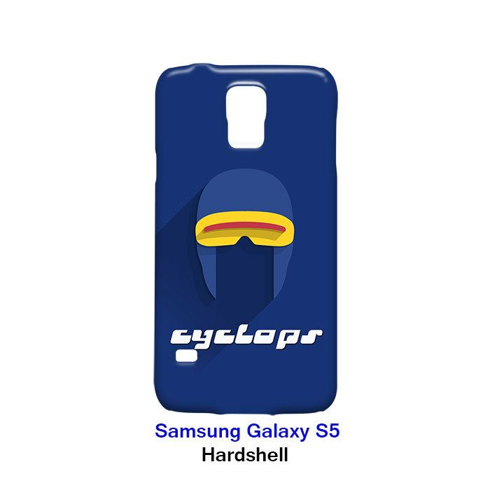 Cyclops Superhero Samsung Galaxy S5 Hardshell Case