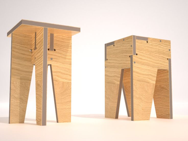 open-source CNC furniture (free plans)