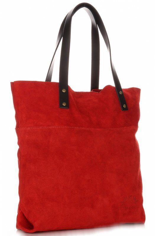 Exkluzivní kožená kabelka Vittoria Gotti to je model ideální na nákupy, procházku i na setká ní s přáteli. Mimořádně pohodlná, praktická, prostorná, potěší decentním a zároveň minimalistickým designem. To je skutečný must-have pro každou moderní ženu. Červená kabelka je nabídkou pro odvážné ženy.