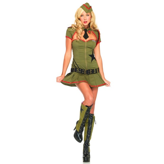 Disfraz de Militar Pin up: Pin Up Costumes, Halloween Costumes, Costume Ideas, Adult Costumes, Sexy Outfit, Pinup, Private Pin
